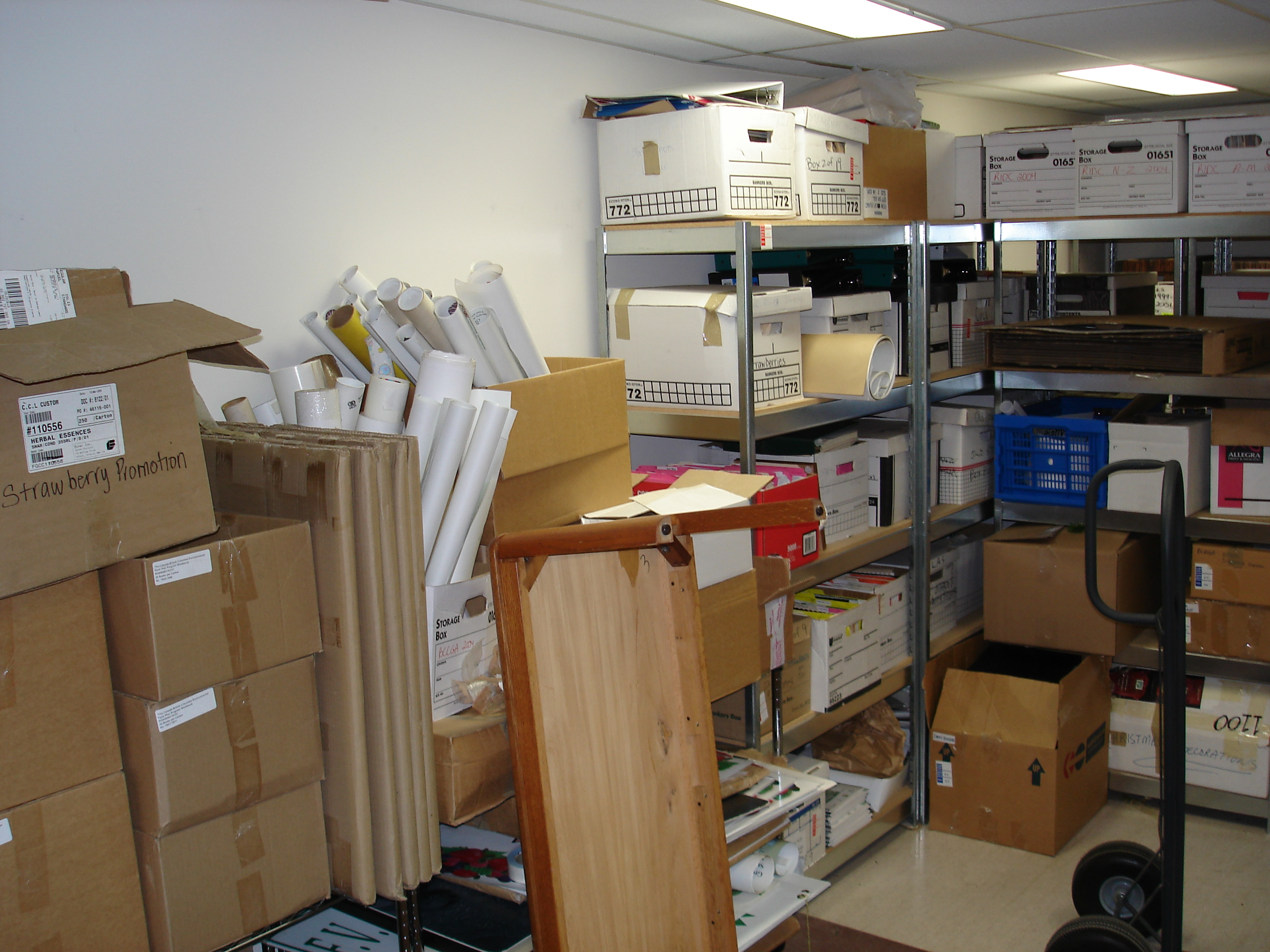 office storage room. Contemporary Storage The Storage Room Before Inside Office O